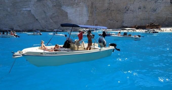 Huur Motorboot met of zonder schipper Proteus in Zakynthos