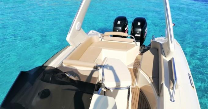 Bootverhuur Palau goedkoop Solemar New 28