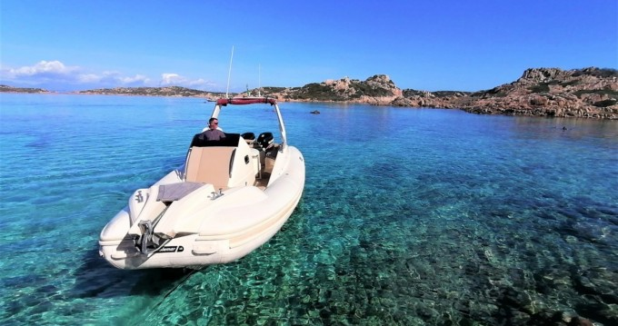 Verhuur Rubberboot in Palau - Solemar Solemar New 28