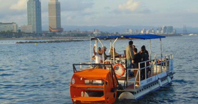 Verhuur Motorboot Eventium DYG met vaarbewijs