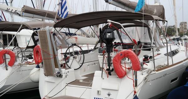 Jeanneau Sun Odyssey 439 te huur van particulier of professional in Volos