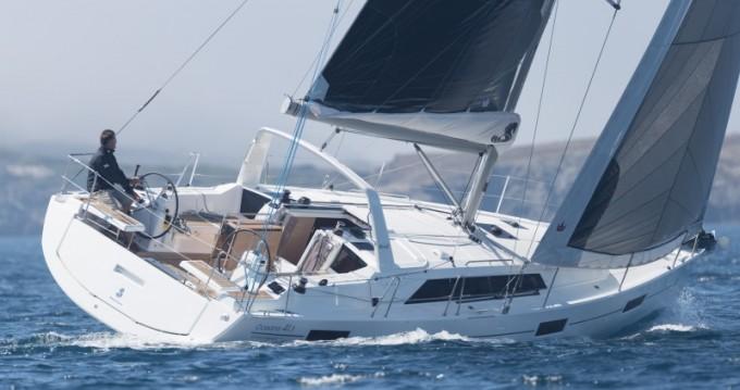 Jachthuur in Port du Crouesty - Bénéteau Oceanis 41.1 via SamBoat