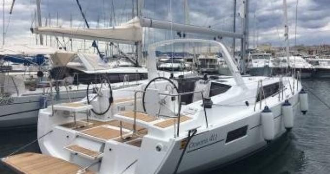 Verhuur Zeilboot in Port du Crouesty - Bénéteau Oceanis 41.1