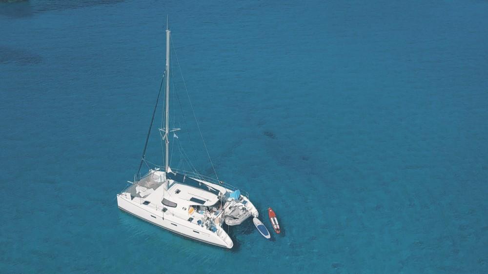 Huur Catamaran met of zonder schipper Nautitech in Korfoe