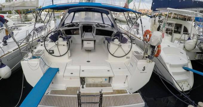 Verhuur Zeilboot in Furnari - Bénéteau Oceanis 48