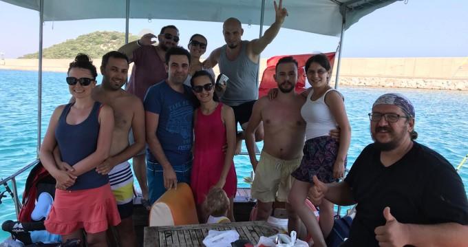 Motorboot te huur in Antalya voor de beste prijs