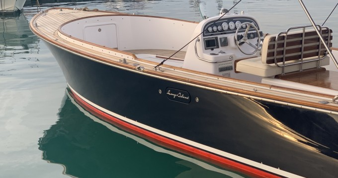 Jachthuur in Portofino - Longisland Sportsman 33 via SamBoat