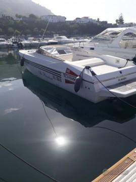 Huur Motorboot met of zonder schipper Tecnomar Benetti in Ischia