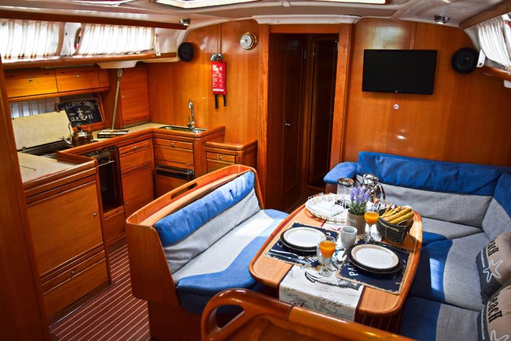 Verhuur Zeilboot in Βόλος - Bavaria Bavaria 46 Cruiser