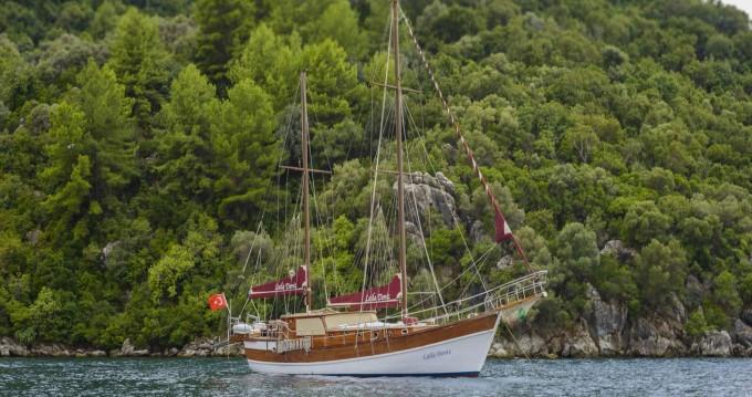 Huur Zeilboot met of zonder schipper Aynakic in Marmaris