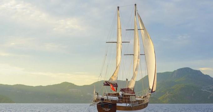 Bootverhuur Aynakic Gulet in Marmaris via SamBoat