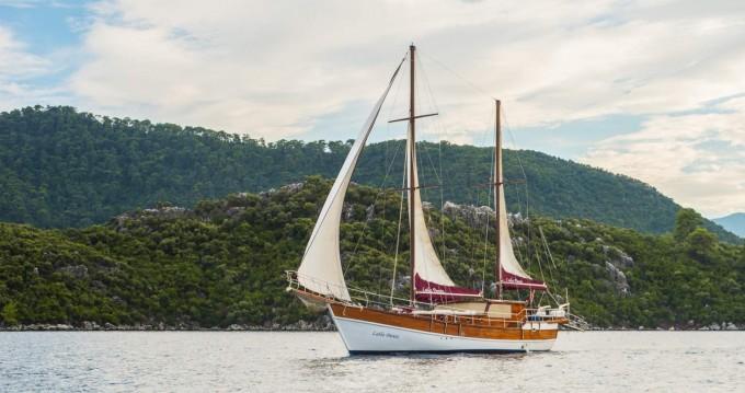 Verhuur Zeilboot Aynakic met vaarbewijs