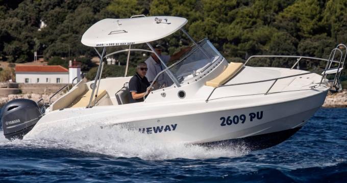 Blueway Blueway 20 SD-C te huur van particulier of professional in Pula