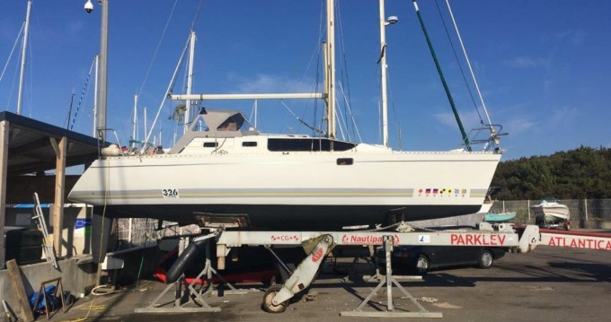 Bootverhuur La Rochelle goedkoop Feeling 326