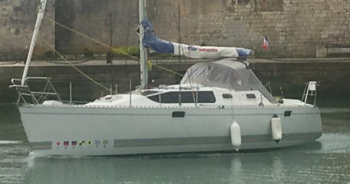 Huur een Kirie Feeling 326 in La Rochelle