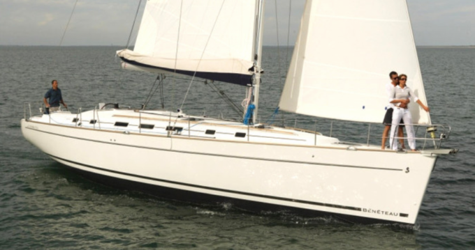 Bénéteau Cyclades 50.5 te huur van particulier of professional in Toúrlos