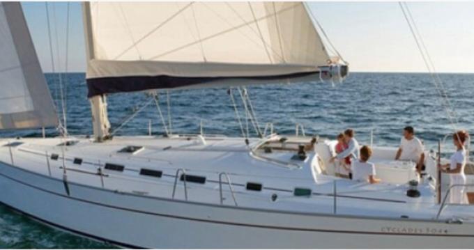 Huur Zeilboot met of zonder schipper Bénéteau in Toúrlos