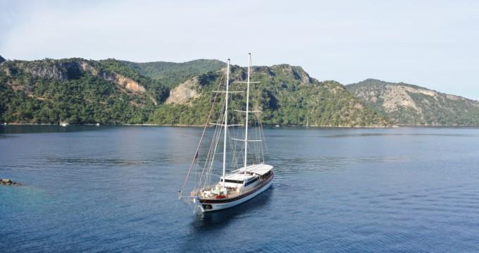Verhuur Jacht in Bodrum - Gulet custom gulet
