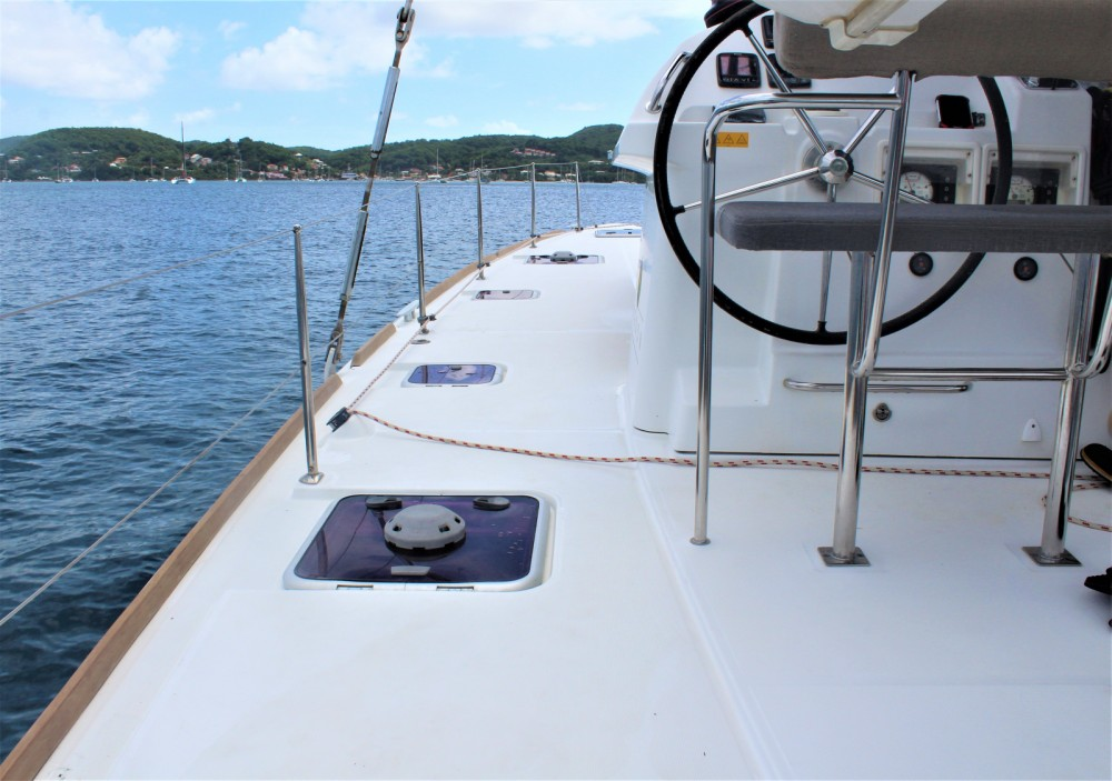 Lagoon Lagoon 400 te huur van particulier of professional in Saint Lucia