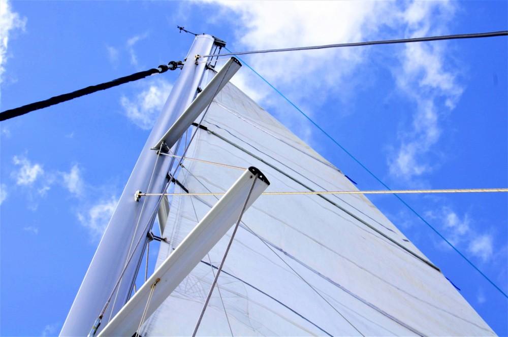 Verhuur Catamaran in Martinique - Lagoon Lagoon 400