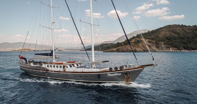 Huur Jacht met of zonder schipper Gulet in Bodrum