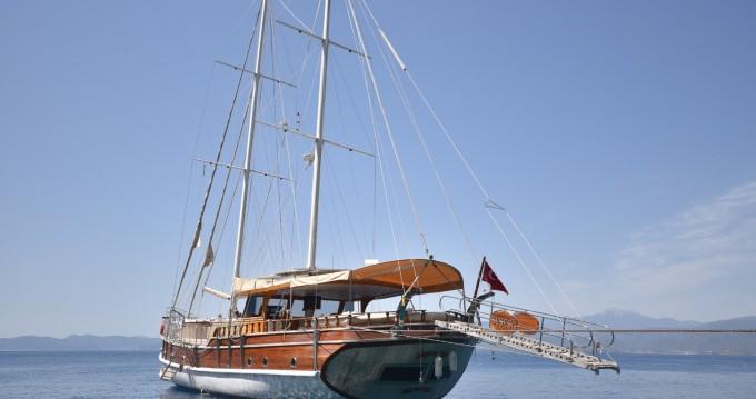 Verhuur Jacht in Bodrum - Gulet Gulet