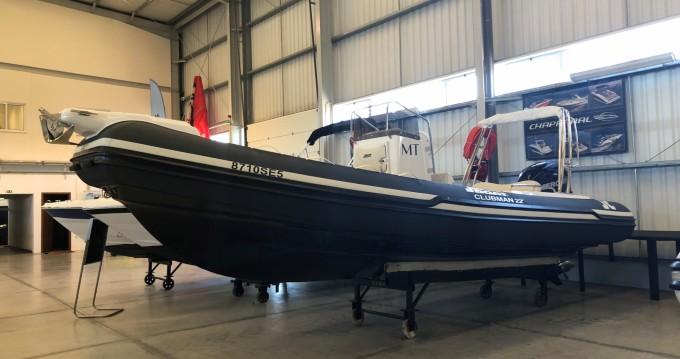 Verhuur Rubberboot in Setúbal - Joker Boat Clubman 22