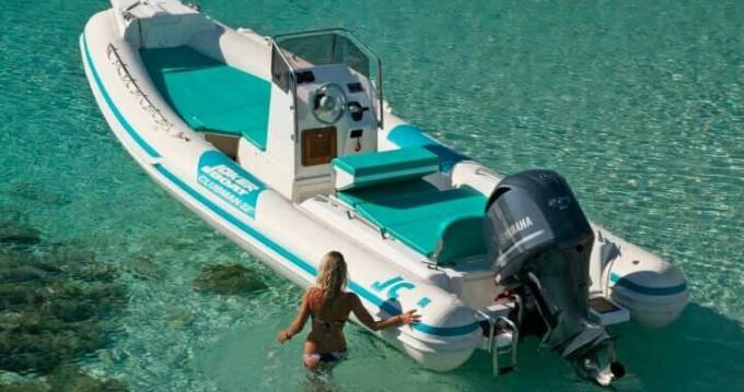 Huur Rubberboot met of zonder schipper Joker Boat in Setúbal
