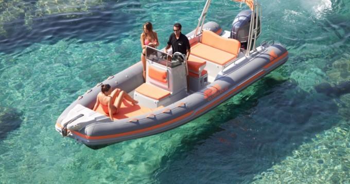 Joker Boat Clubman 22 te huur van particulier of professional in Setúbal