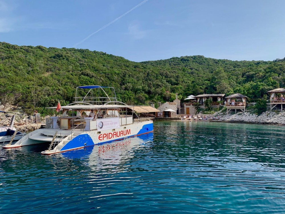 Jachthuur in Cavtat - Monte Marine Yachting Cat 17 Party via SamBoat