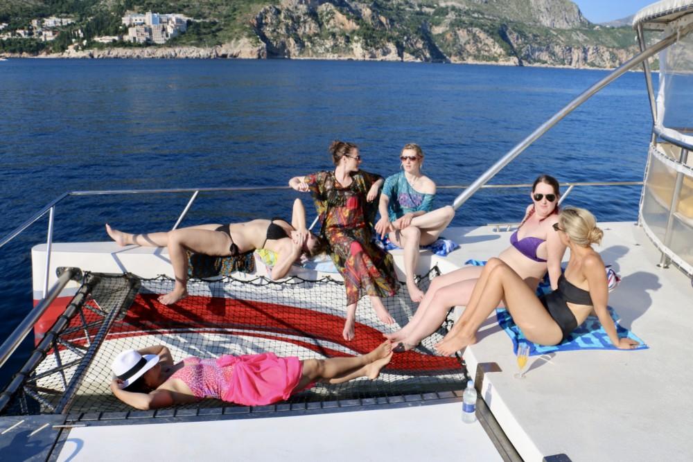 Huur Motorboot met of zonder schipper Monte Marine Yachting in Cavtat