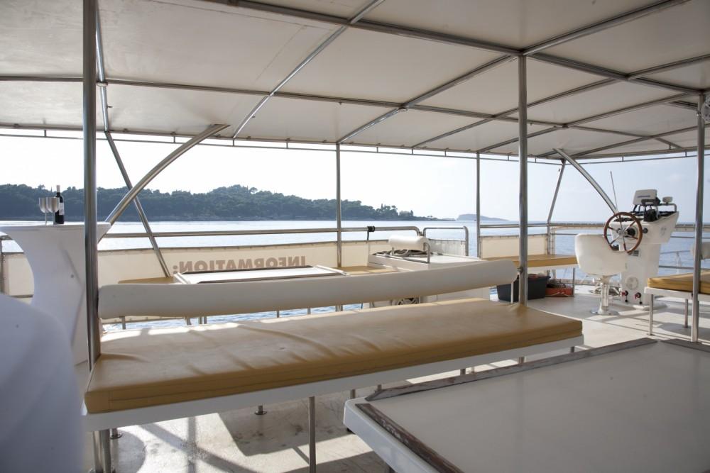 Verhuur Motorboot in Cavtat - Monte Marine Yachting Cat 17 Party