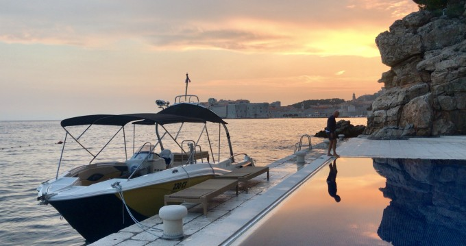 Mercan Yachting Excursion 34 te huur van particulier of professional in Cavtat