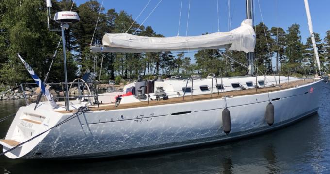 Verhuur Zeilboot in Helsinki - Bénéteau First 47.7