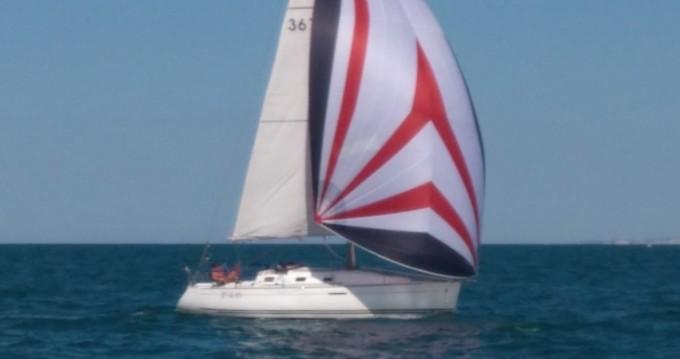 Verhuur Zeilboot in Dieppe - Bénéteau First 31.7 S