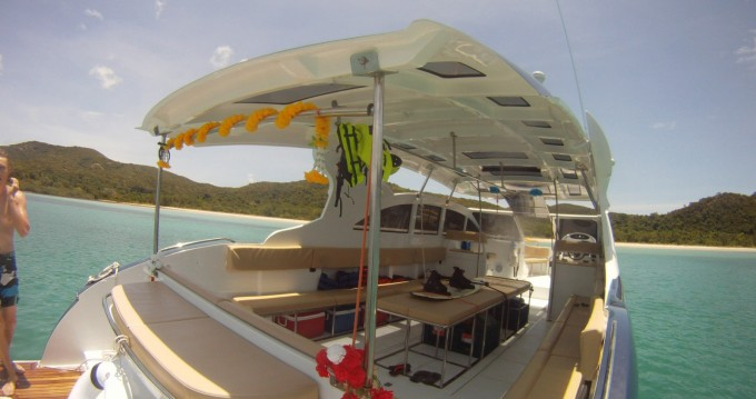 Verhuur Motorboot in Phuket - OCEAN LOVE 42 Sport