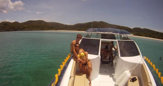 Huur Motorboot met of zonder schipper OCEAN LOVE in Phuket