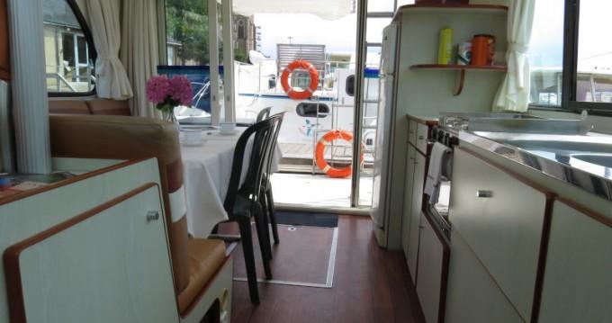 Verhuur Woonboot in Sablé-sur-Sarthe - Nicols Nicols 1010