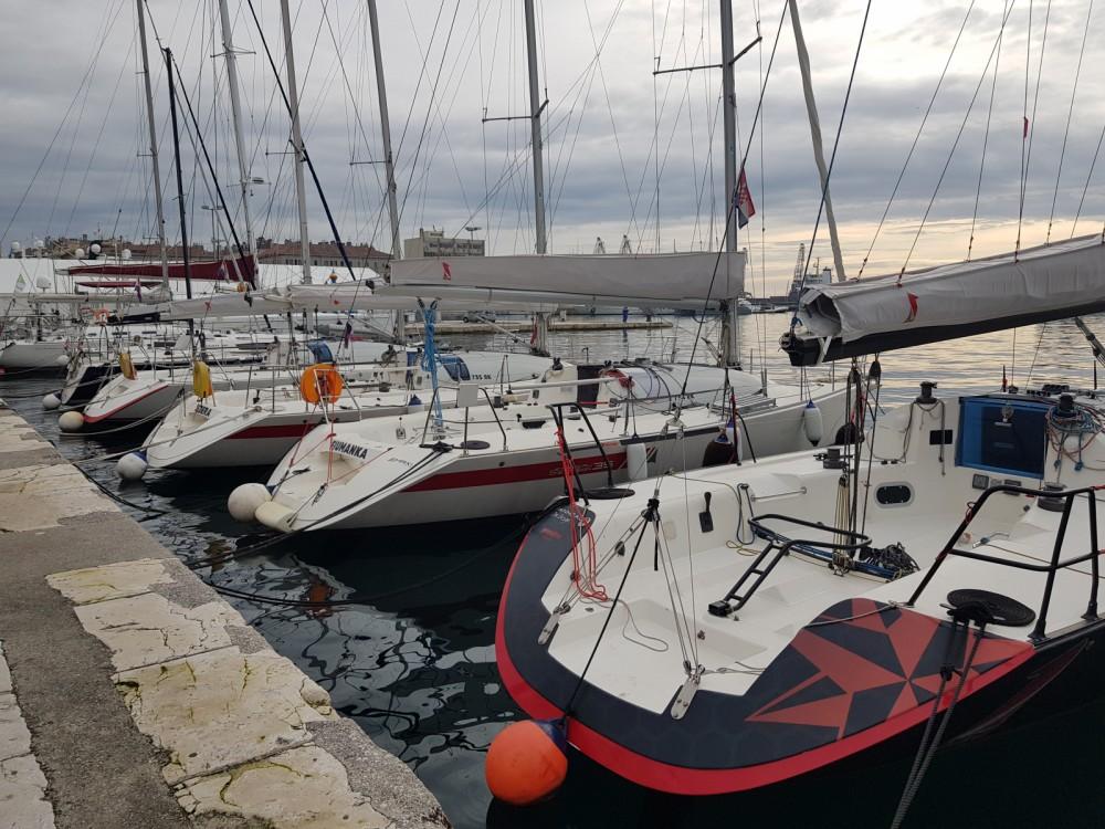 Jachthuur in Grad Rijeka - Jeanneau Jod 35 via SamBoat