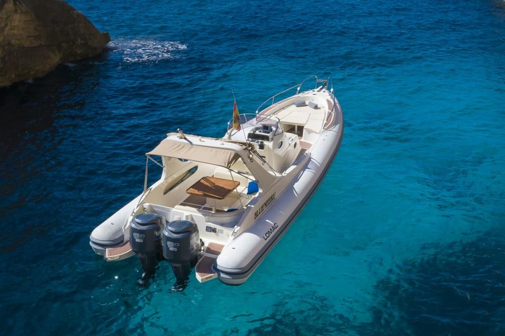 Verhuur Rubberboot in Palma - Lomac Lomac 1000 IN
