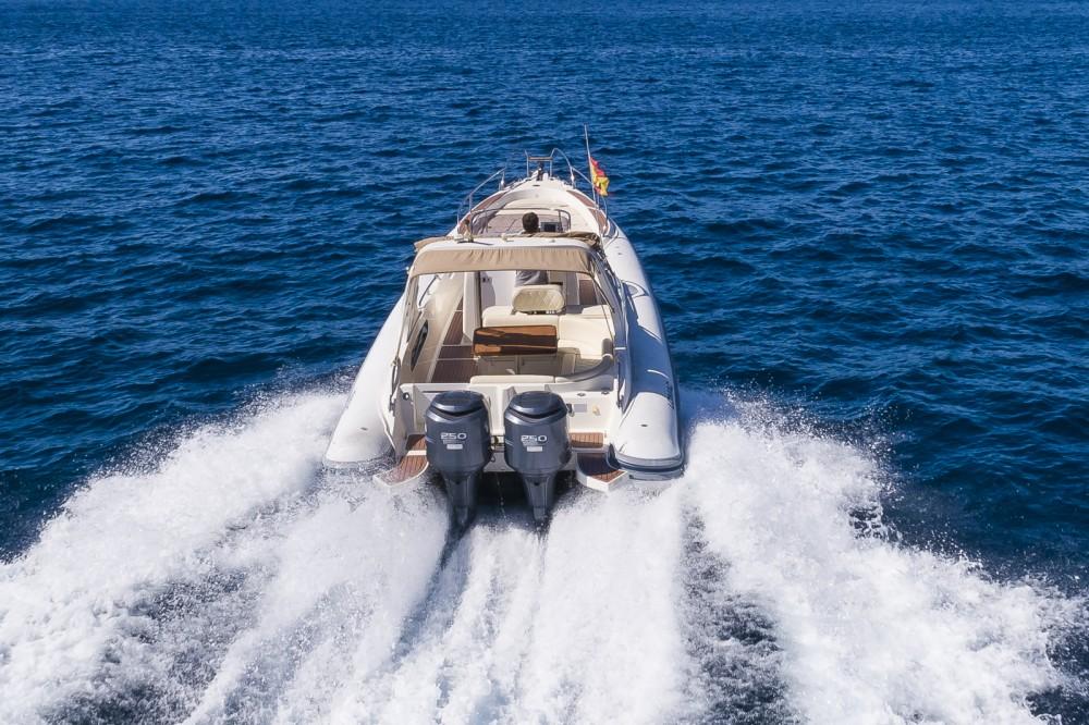 Huur Rubberboot met of zonder schipper Lomac in Palma