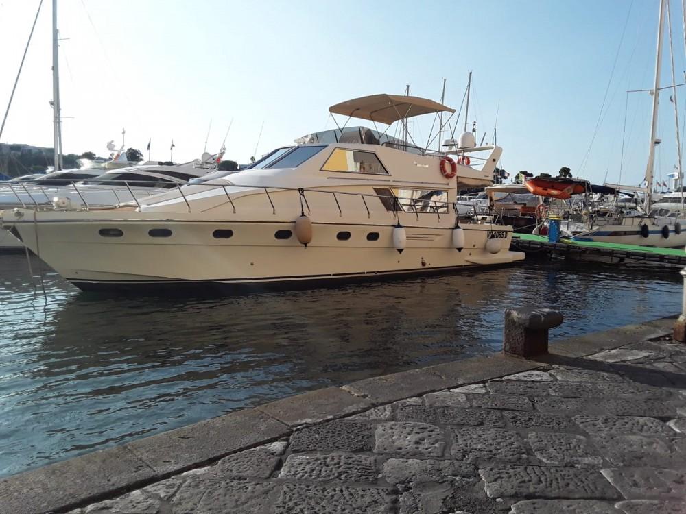 Verhuur Jacht in Fiumicino - Italcraft X50 Marlin