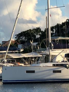 Bootverhuur Bénéteau Oceanis 38 Weekender in Marigot via SamBoat