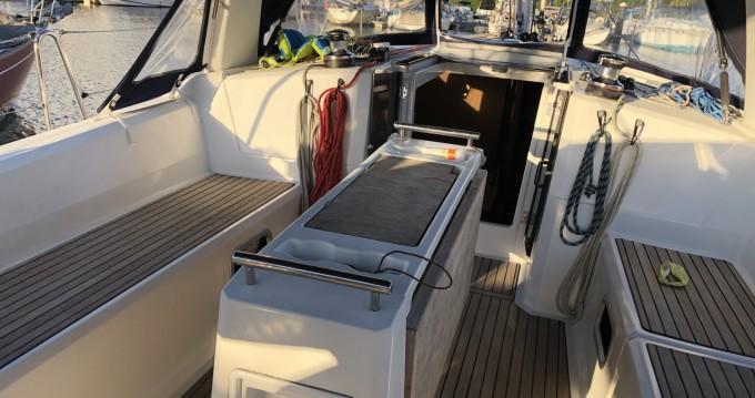 Jachthuur in Marigot - Bénéteau Oceanis 38 Weekender via SamBoat