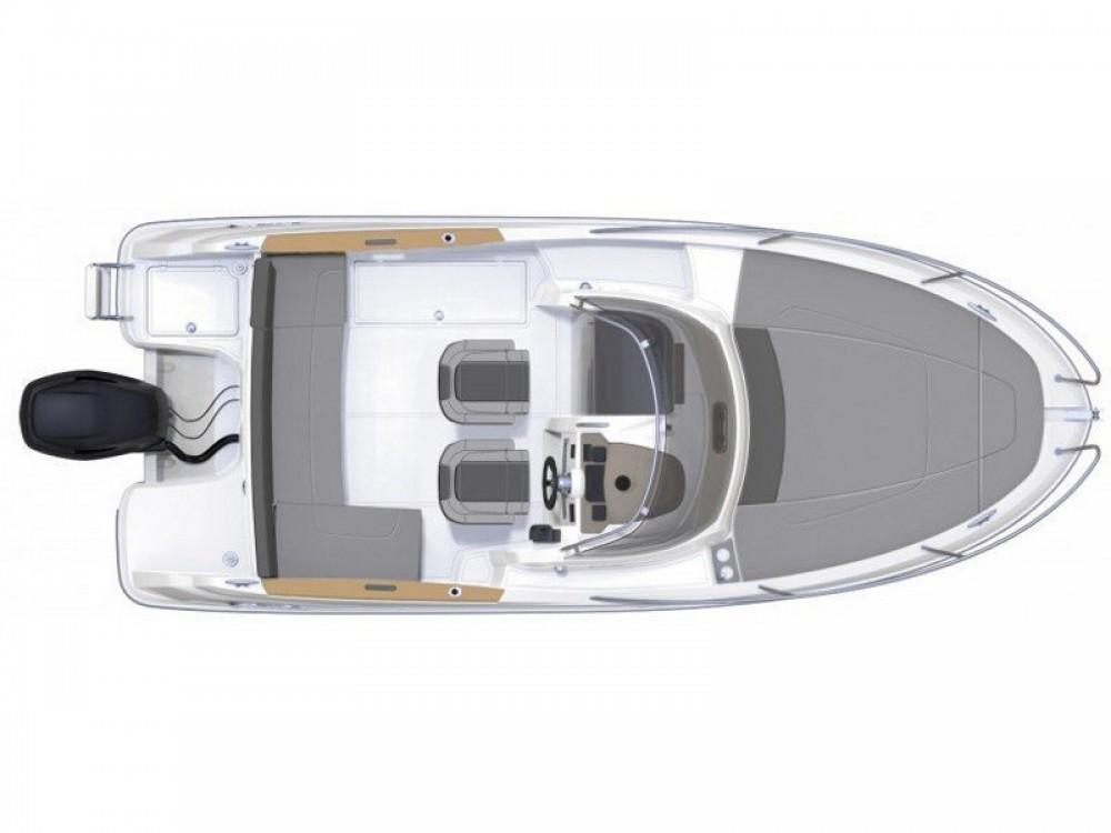 Motorboot te huur in Les Anses-d'Arlet voor de beste prijs