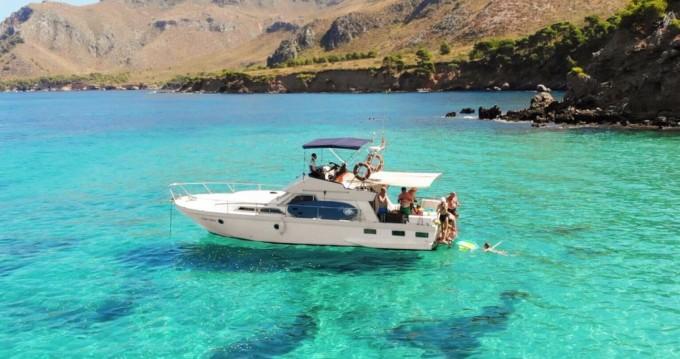 Huur Motorboot met of zonder schipper Guy Couach in Can Picafort