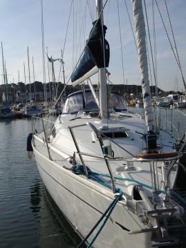 Jeanneau Sun Odyssey 37 te huur van particulier of professional in Brest