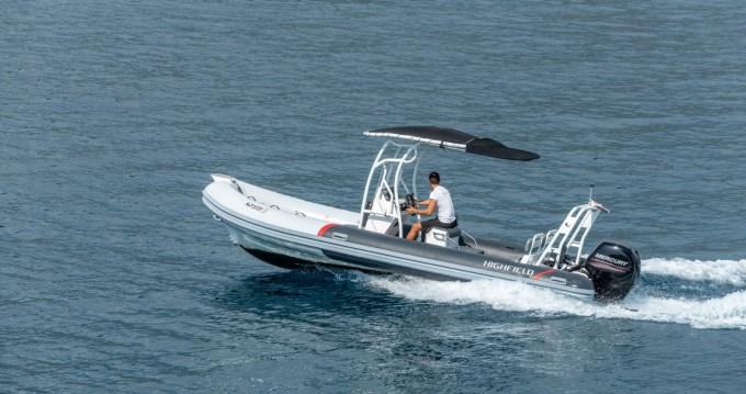 Highfield 640DL te huur van particulier of professional in Trogir