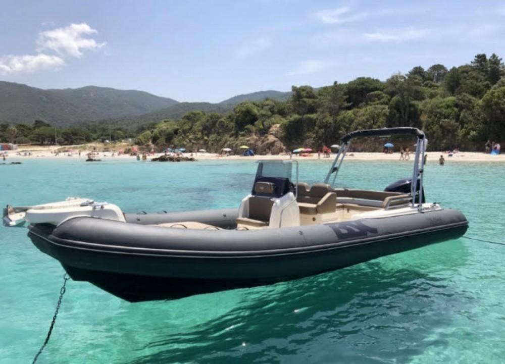 Jachthuur in Pietrosella - Bsc 78 ebony via SamBoat
