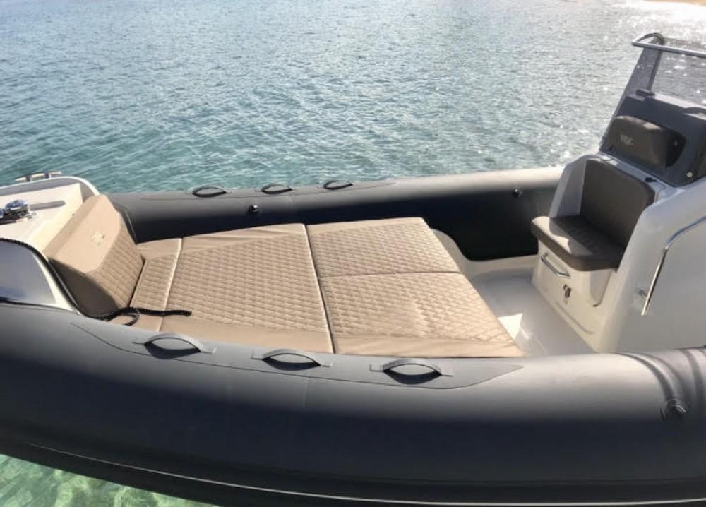 Huur Rubberboot met of zonder schipper Bsc in Pietrosella